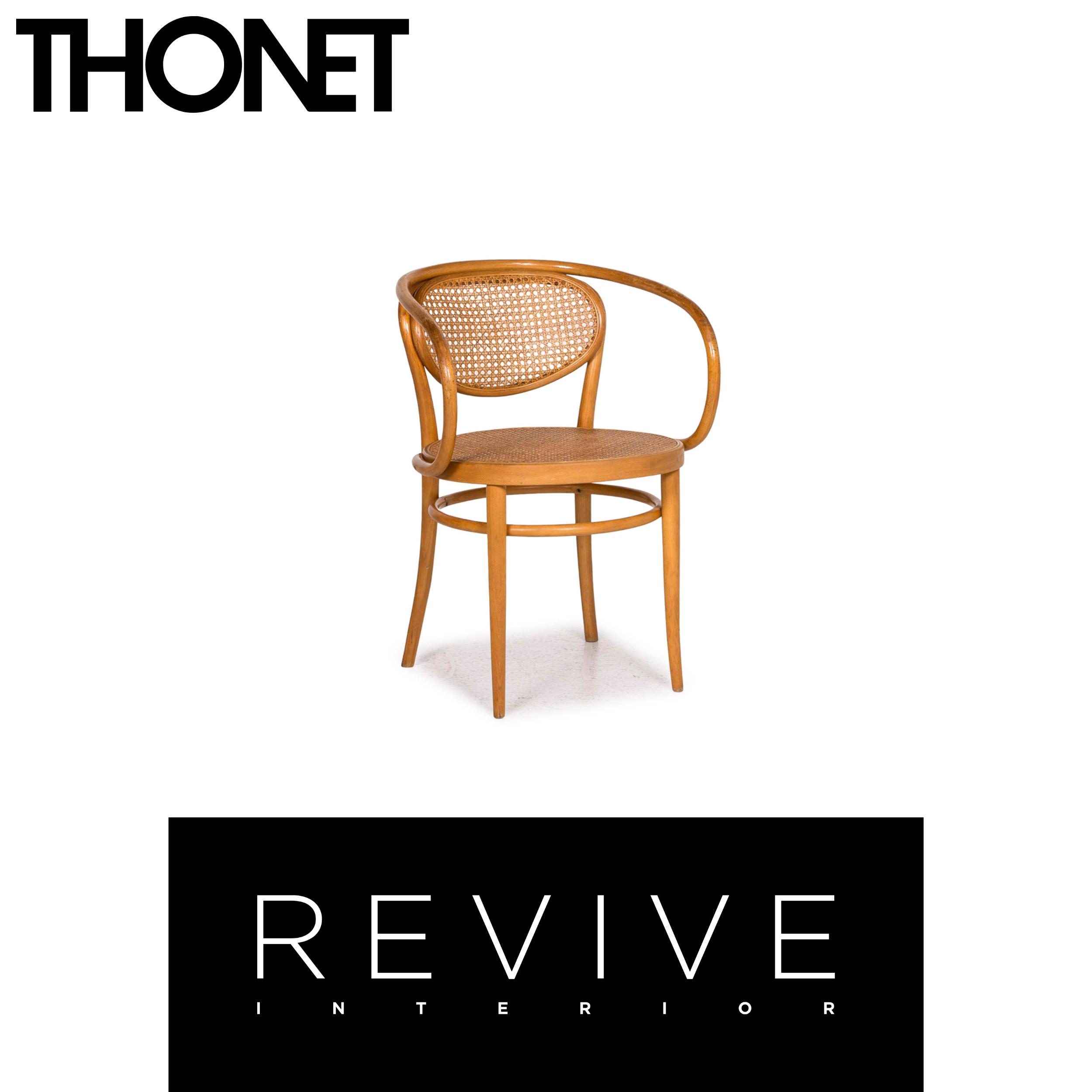 Thonet 210r Holz Stuhl Wiener Geflecht 12354 Ebay